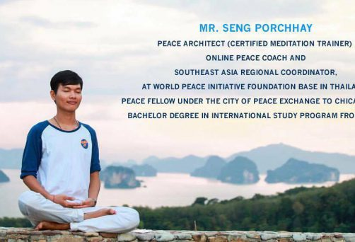 Meditation and Mind with Mr. Sang Porchhay
